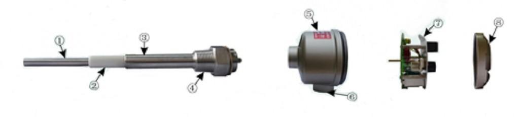 可调电容器接线